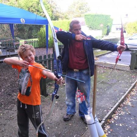 Archery Leyland, Preston, Lancashire