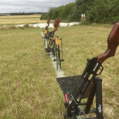 Crossbows Sutton At Hone, Kent