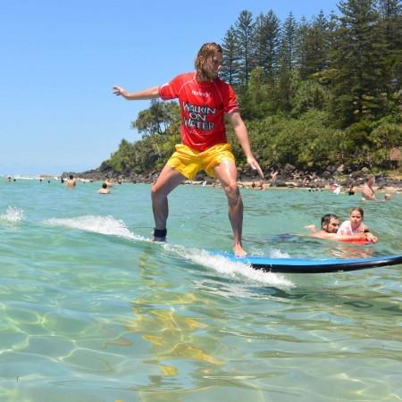 Surfing Walkin On Water Surf School, 0