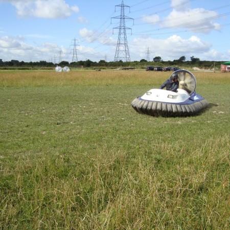 Hovercraft Experiences West Frodsham, Cheshire, Cheshire