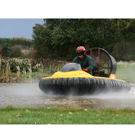 Hovercraft Experiences Market Harborough, Leicestershire, Leicestershire
