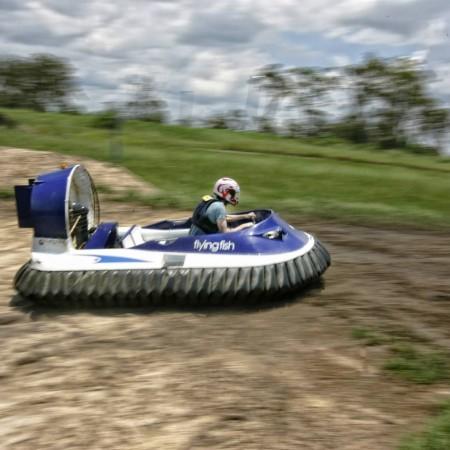 Hovercraft Experiences Sittingbourne, Kent, Kent