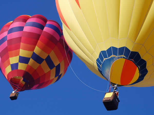 Hot Air Ballooning Ballon Flights, Tasmania & Geelong, 0