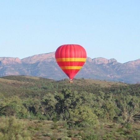 Hot Air Ballooning Alice Springs, NT, 0