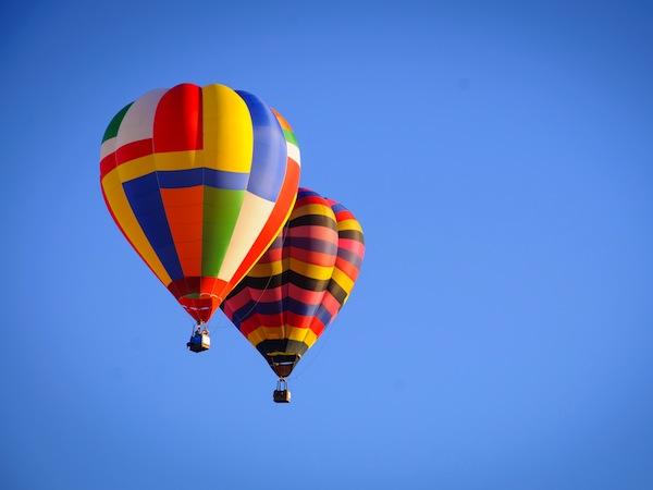 Hot Air Ballooning Pokolbin, NSW,