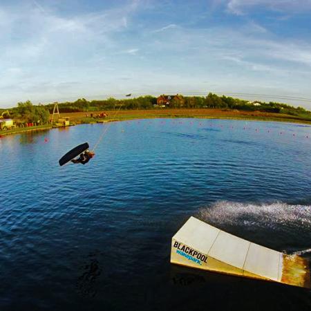 Wakeboarding Weeton, Blackpool, Lancashire