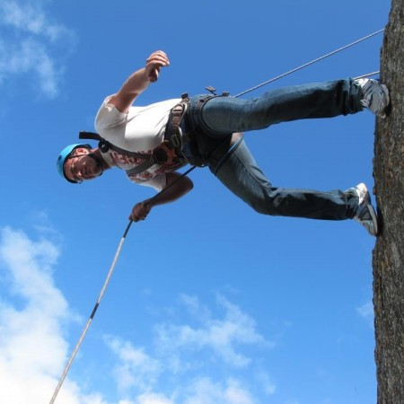 Abseiling Rock Solid Adventure, 0