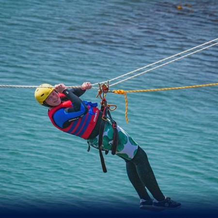 Abseiling Holyhead, Anglesey ,