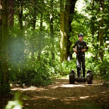 Segway London, Belhus Woods, Essex