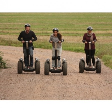 Segway Prestwold, Leicestershire, Leicestershire