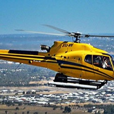 Helicopter Flights Corsaire Aviation,
