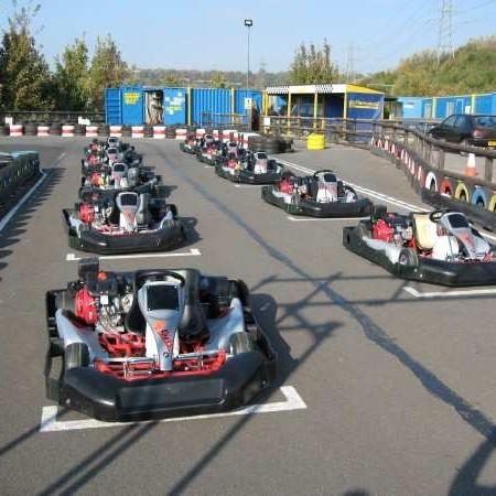 Karting Sheffield, South Yorkshire, South Yorkshire