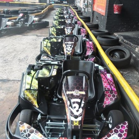 Karting Stoke-on-Trent, Staffs, Stoke-on-Trent