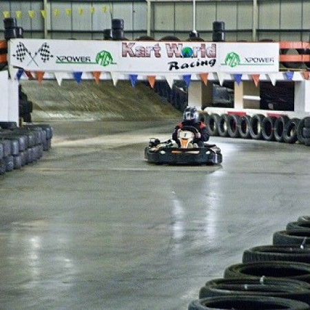 Karting Ormskirk, Liverpool, Lancashire