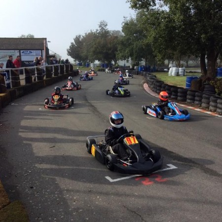 Karting Leicester, Leicestershire