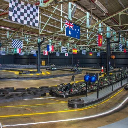 Karting Extreme Indoor Go Karting Sydney, 0