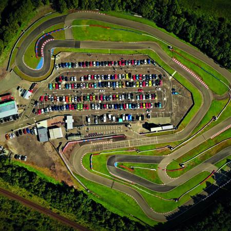 Go Karting Larkhall Circuit,