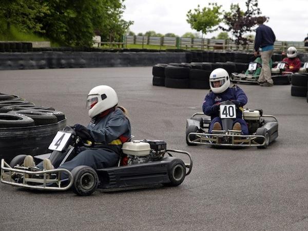 Go Karting Minto, NSW,