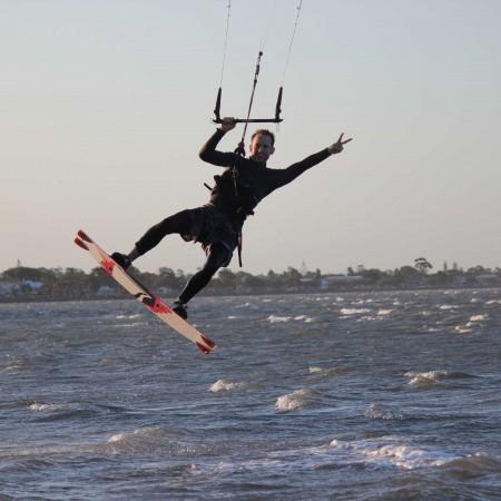 Kitesurfing Surf Connect Wind & Kitesurfing School Brisbane, 0