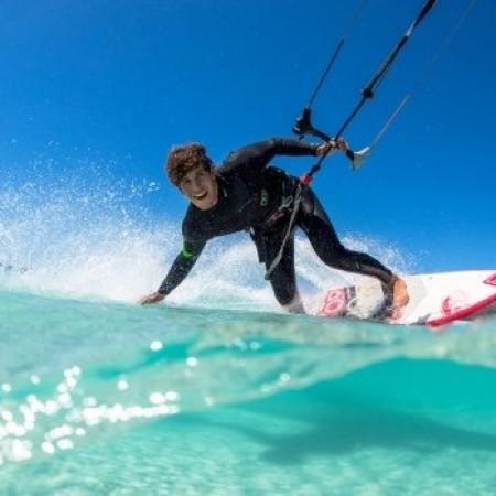 Kitesurfing Go Kite, 0