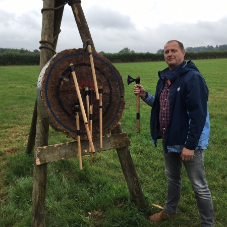Axe Throwing Bicester, Oxfordshire, Oxfordshire