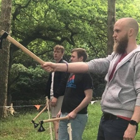 Axe Throwing Macclesfield,
