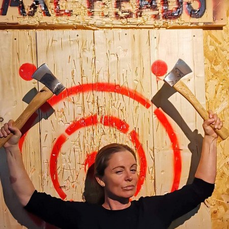 Axe Throwing Redruth, Cornwall