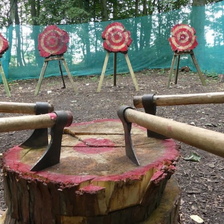 Axe Throwing Tadcaster, North Yorkshire, North Yorkshire