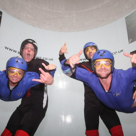 Indoor Skydiving Bedford, Bedfordshire
