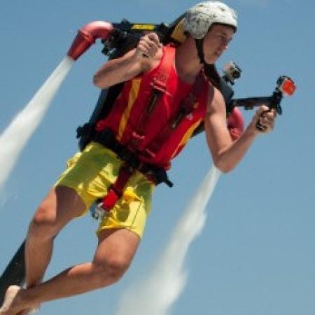 Flyboarding Jet Pack Adventures, 0