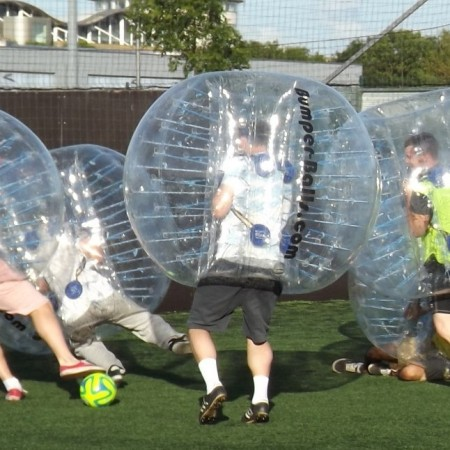Bubble Football Bristol North, South Gloucestershire