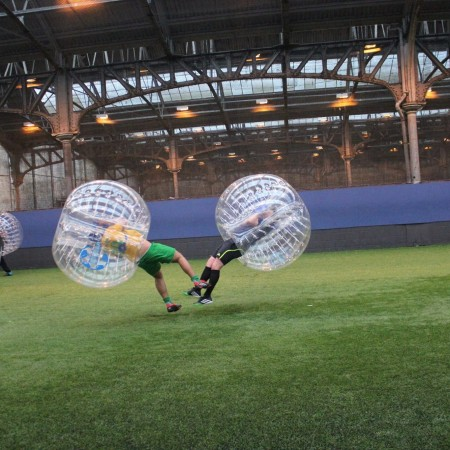Bubble Football Aberdeen, Aberdeenshire