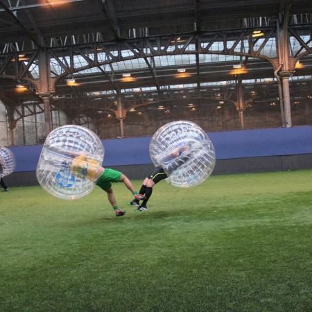 Bubble Football Derby, Derbyshire