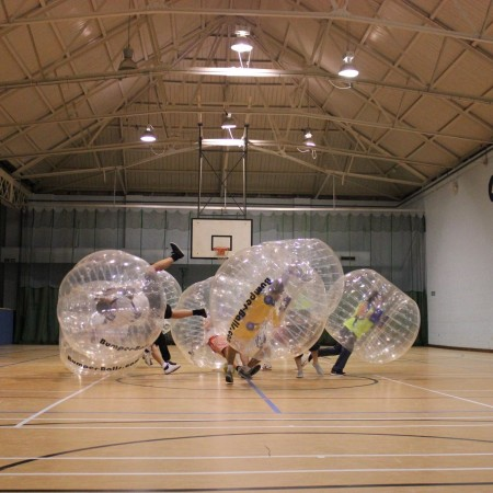 Bubble Football Exeter, Heavitree, Devon