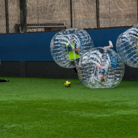 Bubble Football Dumfries, Dumfriesshire