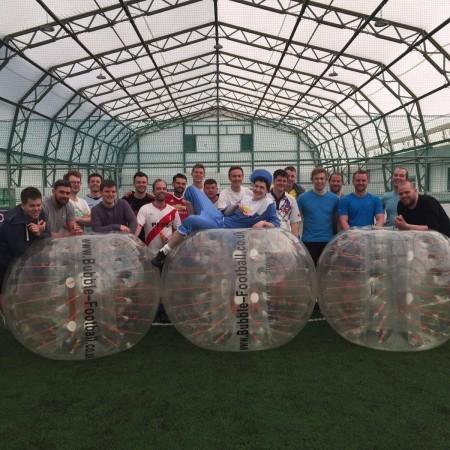 Bubble Football Bootle, Merseyside, Merseyside