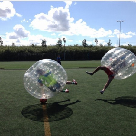 Bubble Football Bacup, Lancashire, Lancashire