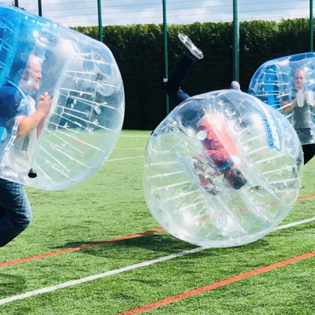 Bubble Football Blackpool, St Annes ,