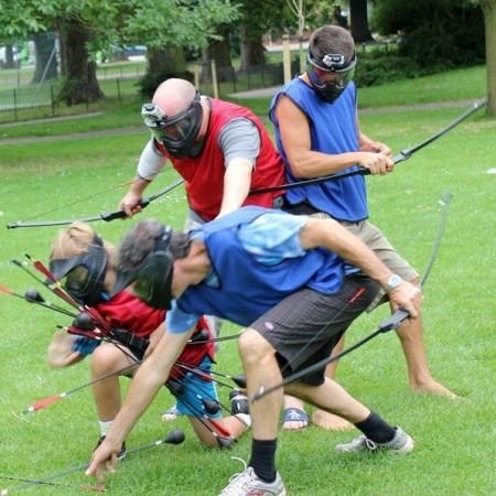 Combat Archery Birmingham, Nechells, West Midlands