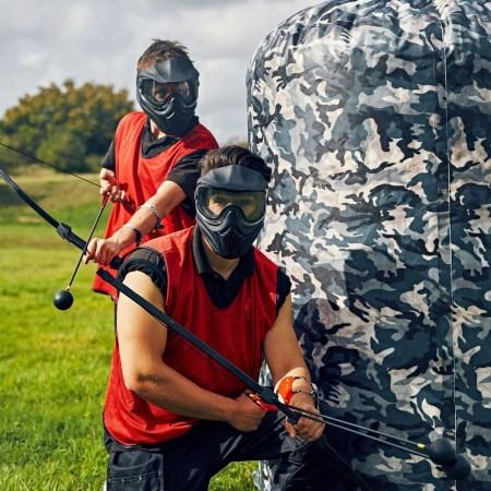 Combat Archery Sheffield, South Yorkshire