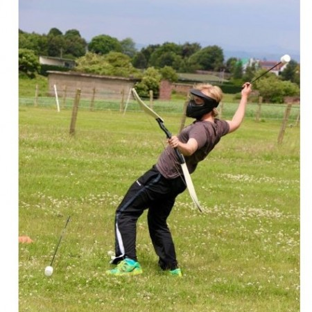 Combat Archery Cumbernauld, North Lanarkshire, North Lanarkshire