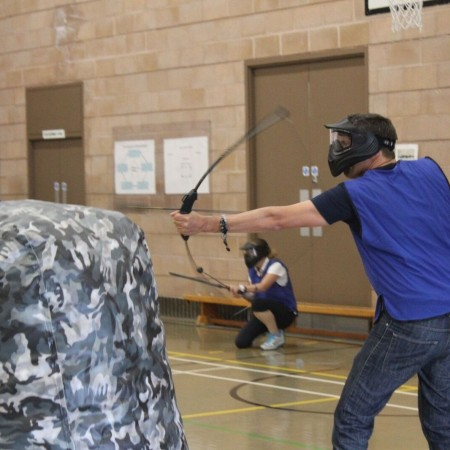 Combat Archery Hatfield, Hertfordshire, Hertfordshire
