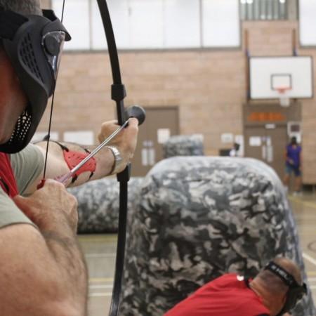 Combat Archery Newport, Gwent