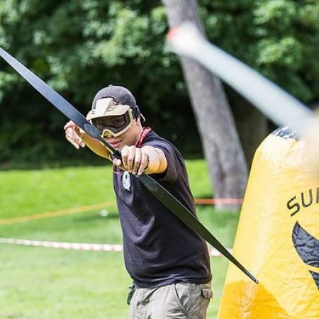 Combat Archery Keynsham, Bristol