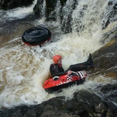 White Water Rafting Newbiggin, Durham, County Durham