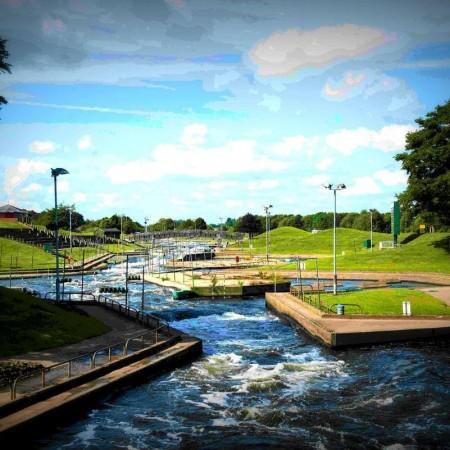 White Water Rafting Nottingham, Nottinghamshire