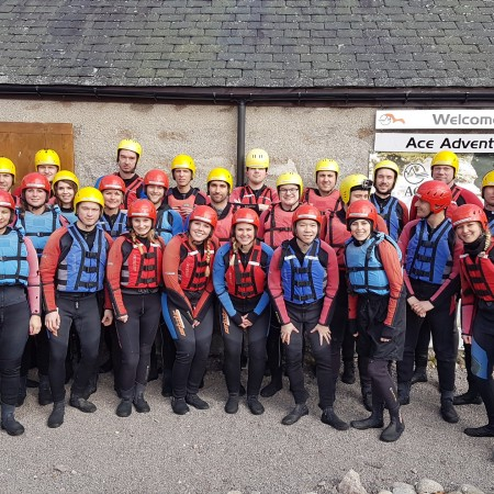 White Water Rafting Ferness, Inverness-Shire