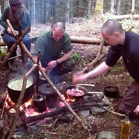Survival Skills Llangollen, Clwyd