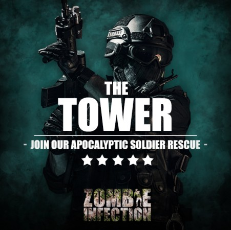 Zombie Survival Liverpool - The Tower,
