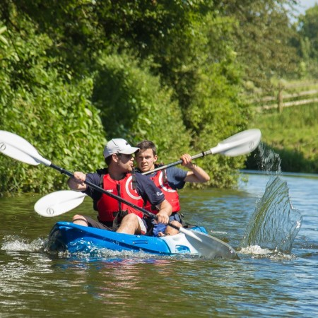 Kayaking Highbridge, Somerset, Somerset